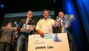 Award for Energy Cool in the Next Step Challenge Finale