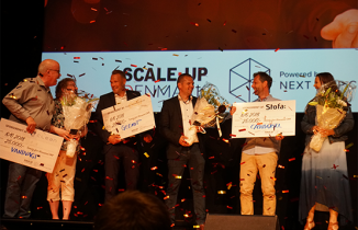 Sustainable solutions won the finale