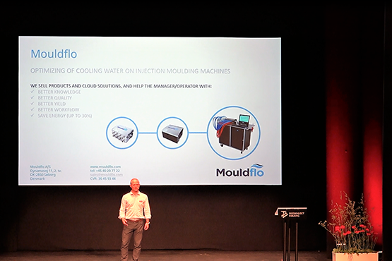 Mouldflo participated in Next Step Challenge 2018