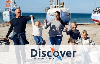 Oplev Danmark med Discover Denmark