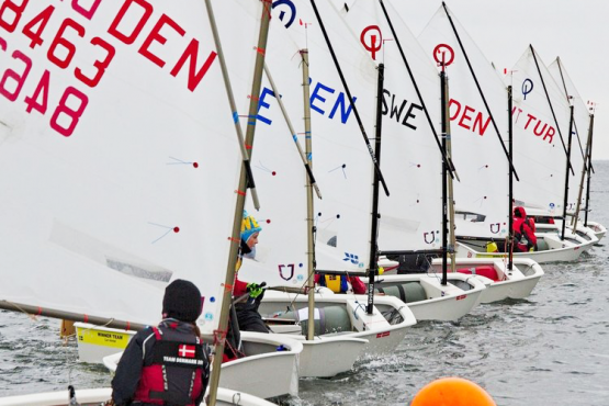 Winner Optimist deltager i Next Step Challenge 2019
