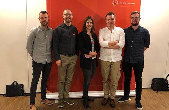 Timesafe er deltager i Next Step Challenge 2019