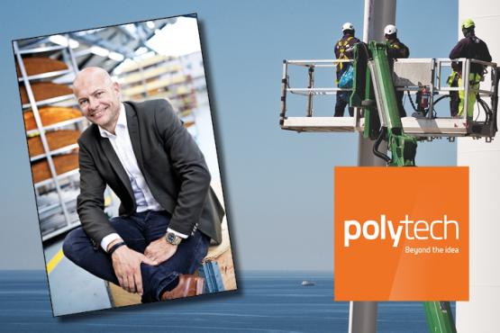 PolyTech er partner og keynote til Next Step Challenge finale 2019