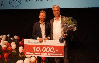 Amplex er vinder af Next Step Challenge Energieffektive Teknologier 2019