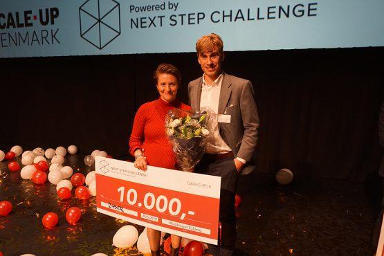 Baser vandt Next Step Challenge 2019 i Oplevelseserhverv & Turisme